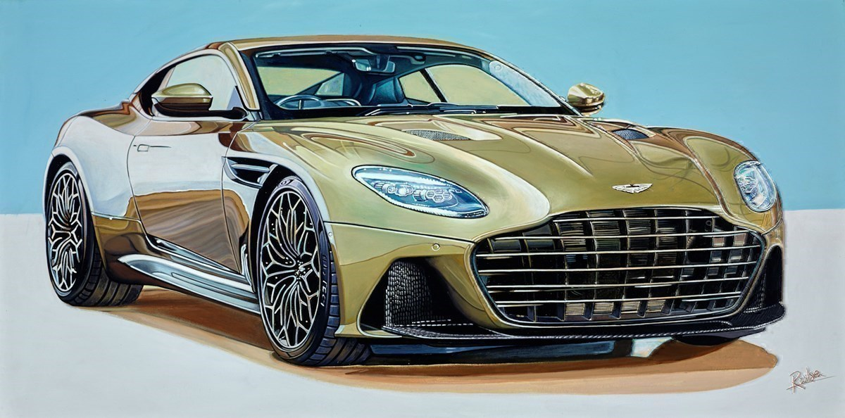 2019 Aston Martin DB9 GT Bond Edition